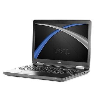 "Dell Latitude E5540 Core i5-4300U 1.9GHz 8GB RAM 500GB SSD DVD-RW Win 10 Pro 15.6"" Laptop (Refurbished)"