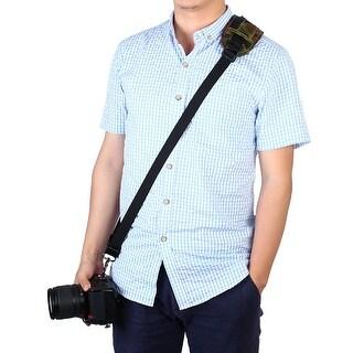 SHETU Authorized Universal SLR Camera Belt Strap Camouflage Color for DSLR