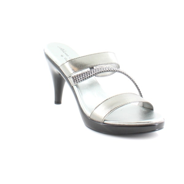 Callisto Mindye Women's Heels Pewter