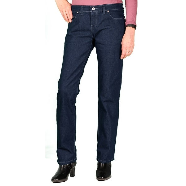 Dickies Womens Relaxed Fit Straight Leg Jean