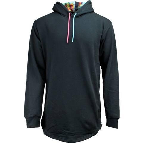 ASICS Nt Hoodie Mens Athletic Hoodie Pullover - Black