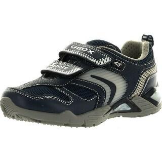 Geox Boys' Supreme C Sneakers