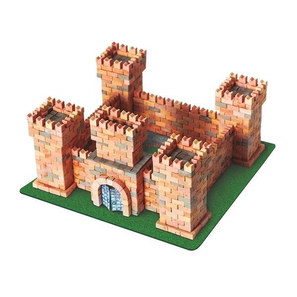 Shop Wise Dragon S Castle Brick Building Kit