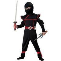 California Costumes Stealth Ninja Toddler Costume - Black