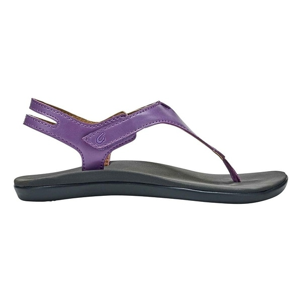 ff60072d2f78 Shop Kids OluKai Girls Eheu Buckle Ankle Strap Slide Sandals - Free Shipping  On Orders Over  45 - Overstock - 25893669