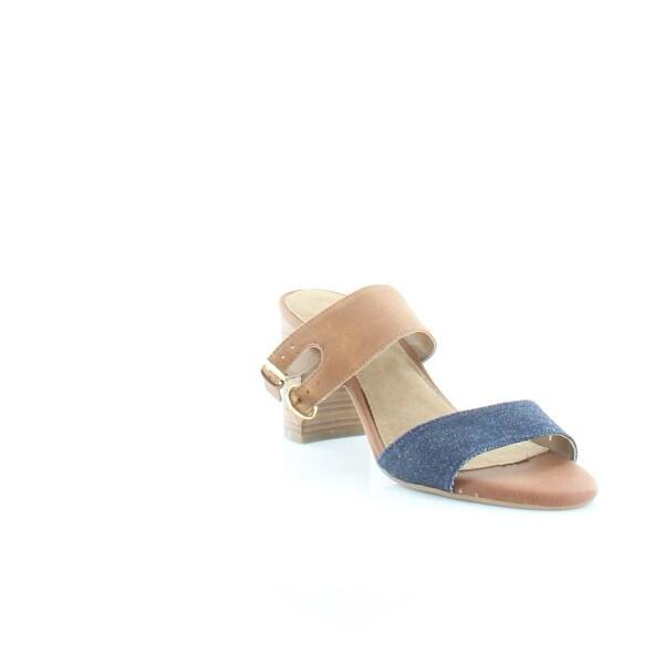 Aerosoles Heroism Women's Sandals & Flip Flops Denim Combo