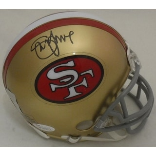 31565999a22 Shop Steve Young Autographed San Francisco 49ers Riddell Mini Helmet (T B)  JSA - Free Shipping Today - Overstock - 14304192