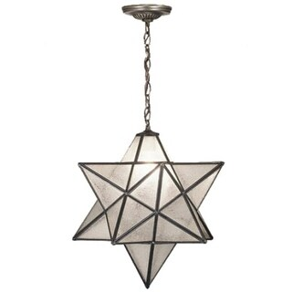 Meyda Tiffany 15151 Movavian Stars 1 Light Pendant