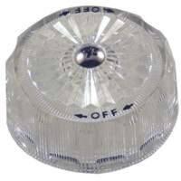 """Danco 88201 Faucet Handle, 3-3/4"""", Clear"""