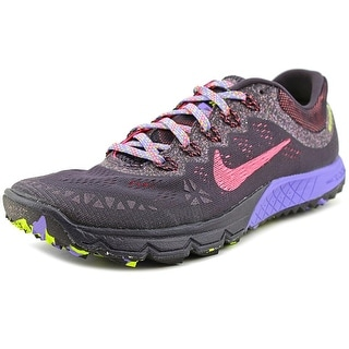Nike Zoom Terra Kiger 2 Women Round Toe Synthetic Running Shoe