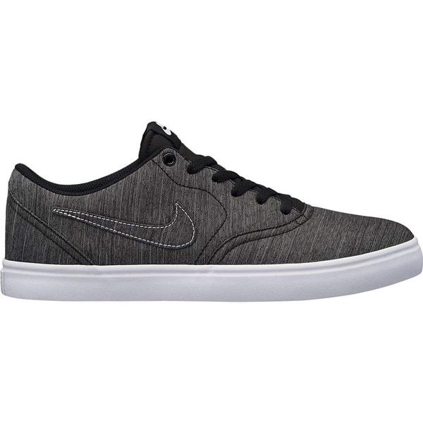 231ae4e760dea Nike Men's Sb Check Solar Canvas Premium Skateboarding Shoes (11 D(M) Us ...