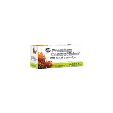 Premium Compatibles 310-4587PC Premium Compatibles Dell W5300 3104587 Y2044 Black Toner Cartridge - PCI Dell 310-4587 Y2044