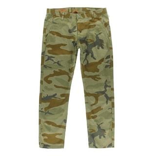 Dockers Mens Camouflage Slim Fit Casual Pants - 29/32