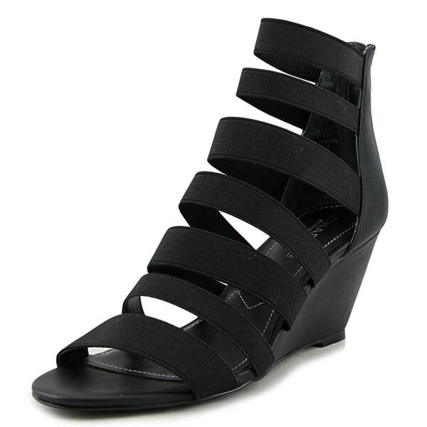 Charles By Charles David Hamburg Women  Open Toe Synthetic  Wedge Sandal
