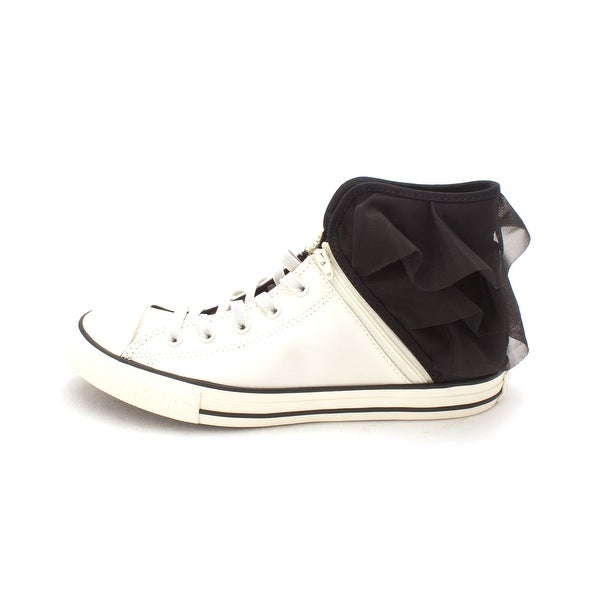 4e50b53a59de12 Shop Converse Girls ctas block party Hight Top Lace Up Walking Shoes ...