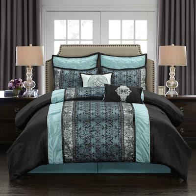 Grand Avenue Sierra 8-Piece Comforter Set