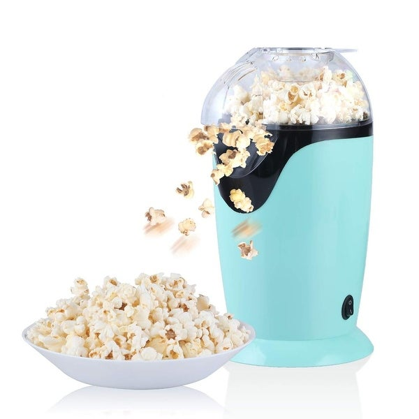 Kitchen Academy Popcorn Popper Maker, Blue & Red. Opens flyout.