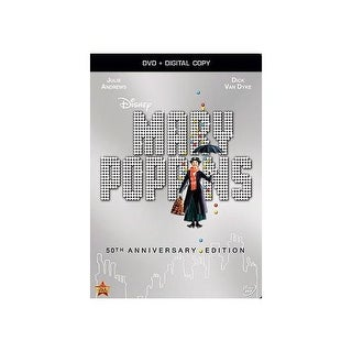 MARY POPPINS 50TH ANNIVERSARY EDITION (DVD/DC/WS)