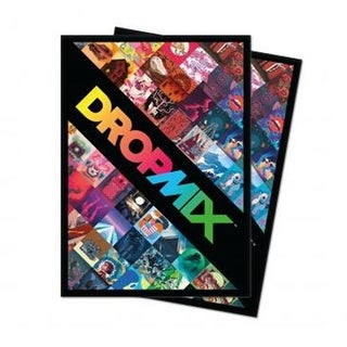 Ultra Pro ULP85433 DropMix Standard Sleeves - 100 Count