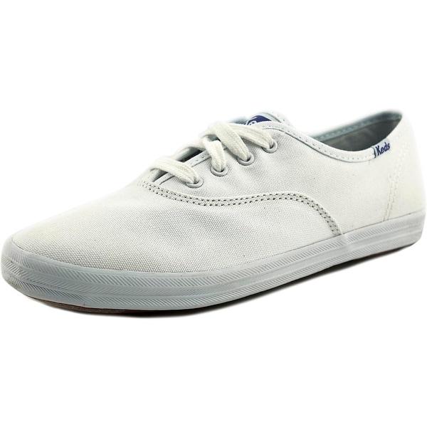 dce5cbd56f35e Shop Keds Champion Girl White Athletic Shoes - Free Shipping On ...