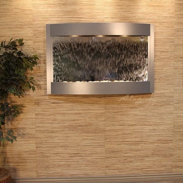 Calming Waters Fountain - Silver Metallic - Choose Options