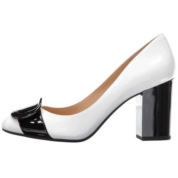 ccef73c2d696 Shop Michael Michael Kors Womens Pauline Leather Closed Toe Classic ...