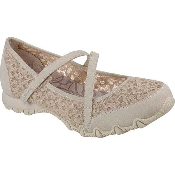 278aee98a728 Skechers Women  x27 s Relaxed Fit Bikers Provocative Mary Jane Natural