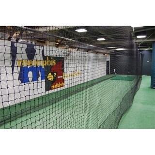 Pro Cage B245512 55 x 12 x 12 ft. No. 24 Batting Tunnel Net