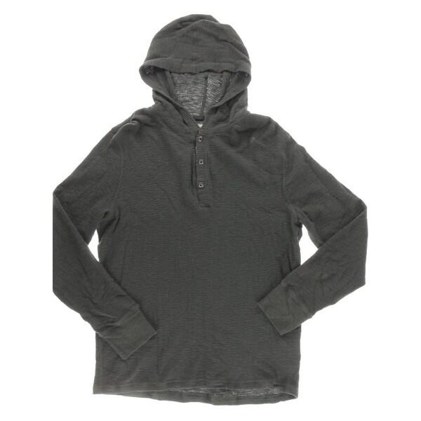 Denim Supply Ralph Lauren Hoodie Lightweight Gray Men Size Xl Men's Clothing