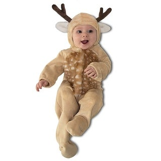 Lil Buck Infant Costume 0-3 Months - Brown