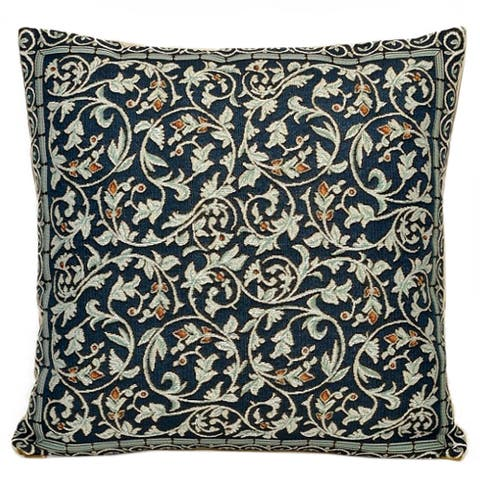 STP Goods Decorative Oriental Pattern Tapestry Throw Pillow
