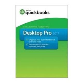 Intuit 428547 QuickBooks Desktop Pro 2017