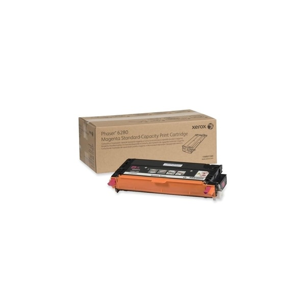 Xerox 106R01389 Xerox Magenta Toner Cartridge - Magenta - Laser - 2200 Page - 1 Each