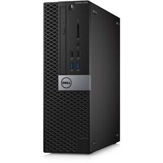 Dell OptiPlex 5040 Desktop Computer - Intel Core i5 (6th Gen) (Refurbished)
