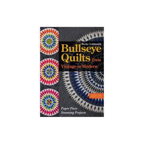 C&T Bullseye Quilts Vintage to Modern Ptrn