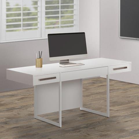 Alaska 65-inch Manager Desk