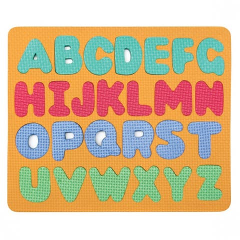 Creativity street wonderfoam magnetic capital letters 4419