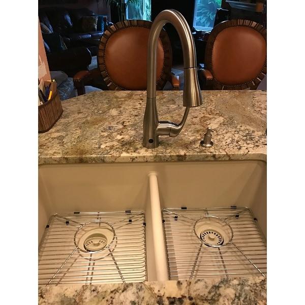 Shop Flow Motion Sensor Kitchen Faucet - Free Shipping Today ...