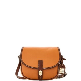 Dooney & Bourke Oberland Field Bag (Introduced by Dooney & Bourke at $198 in Sep 2016) - Camel