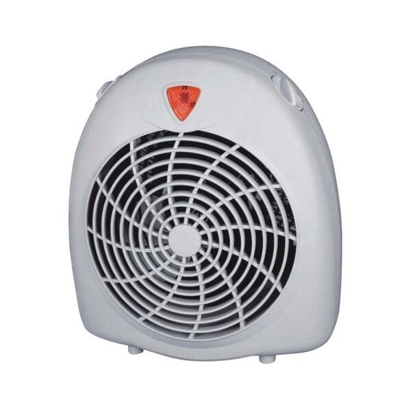 Pelonis HF-0003 Heater-Fan, 600/900/1500 W, Off-White
