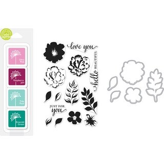 Hero Arts Color Layering Bundle-For You Flower
