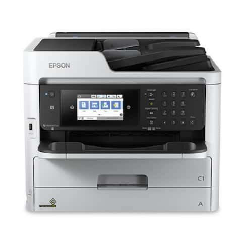 Epson WorkForce Pro WF-C5790 Inkjet Multifunction Printer