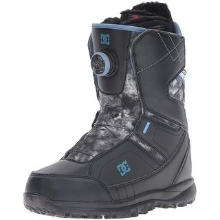 DC Search Snowboard Boots - black/white/black