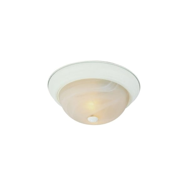Trans Globe Lighting 13617 Two Light Down Lighting Flush Mount Ceiling Fixture - n/a
