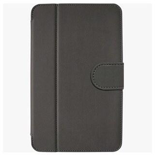 Verizon Folio Case for Ellipsis 8 - Black