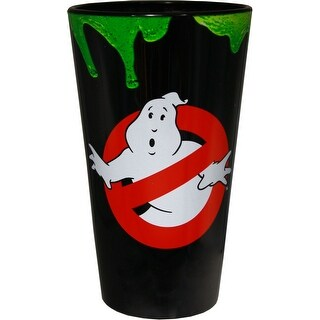 Ghostbusters Who You Gonna Call Pint Glass