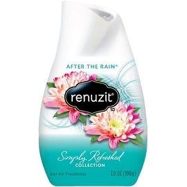 Renuzit Simply Refreshed Collection Gel Air Freshener, After The Rain 7 oz