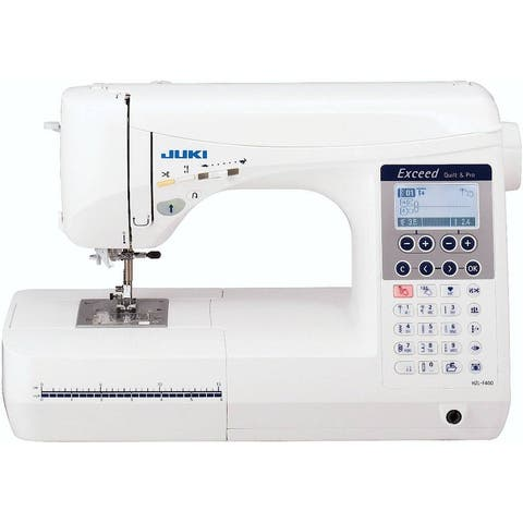 Juki HZL-F400 Quilt Pro Computerized Sewing & Quilting Machine