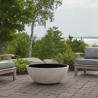 Link to Alta  Medium Aluminum Fire Bowl Lid - 34 x 34 x .2 Similar Items in Outdoor Decor