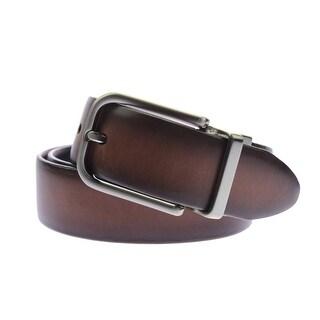 Tommy Bahama Mens Leather Reversible Dress Belt - 34